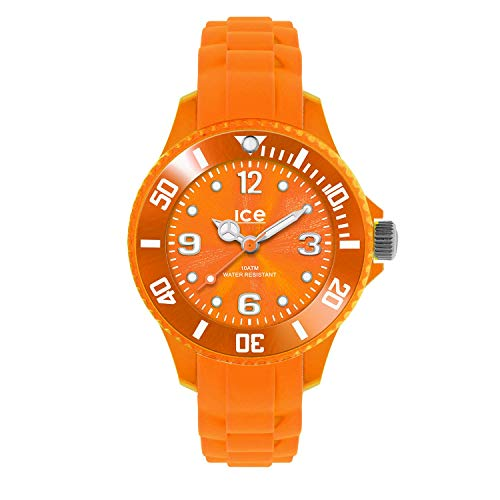 Ice-Watch - ICE forever Orange - Men's wristwatch with silicon strap - 000148 (Large)