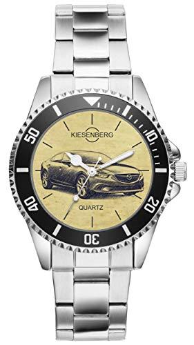 KIESENBERG Uhr - Geschenke für Mazda 6 III Fan 4762
