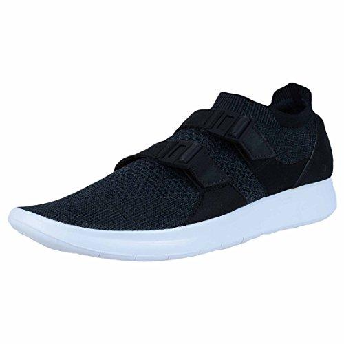 Nike - Air Sockracer Flykn - 898022001 - Couleur: Blanc-Noir - Pointure: 43.0