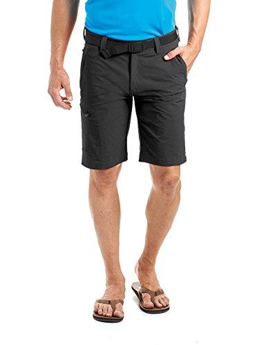 Maier Sports Huang Bermuda pour Homme Taille XL Noir - Noir