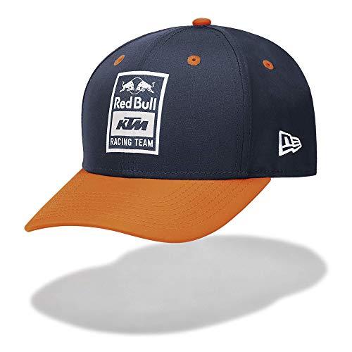 Red Bull KTM New Era 9FIFTY Stretch Cap, Blau Unisex One Size Kappe, KTM Racing Team Original Bekleidung & Merchandise