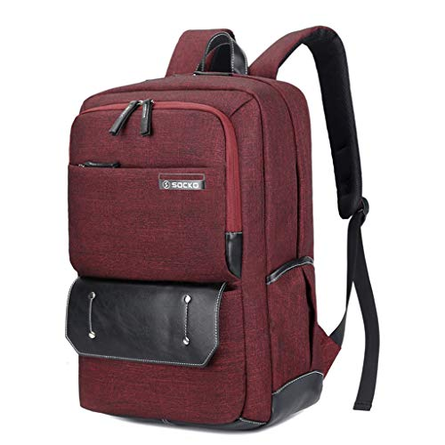 Laptoptas 15,6/17,3 inch rugzak grote capaciteit Business Notebook Bag Rugzak
