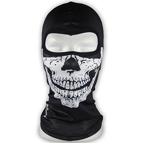 WINDMASK - Skull Face 2 - Sturmhaube Balaklava Skimaske