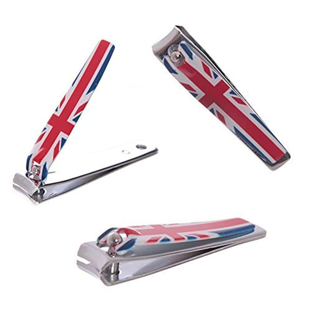 散文毎週チャレンジUnion Jack Uk Flag Nail Clippers Gifts, and, Cards Christmas, Gift, Idea Occasion, Gift, Idea by puckator [並行輸入品]