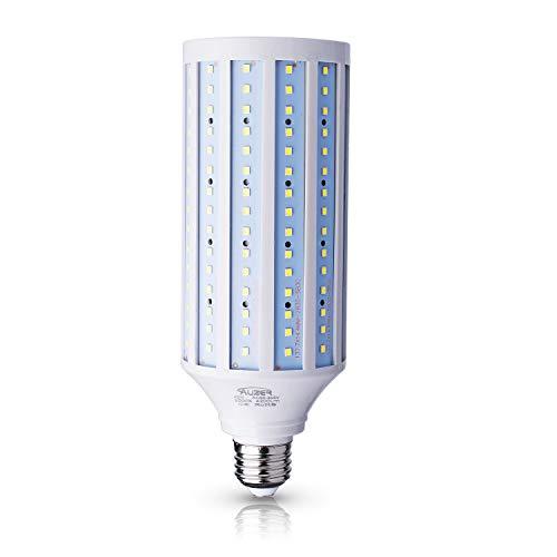 Clearance Sale 42W E26 LED Corn Light Bulb for Street Lamp Post Lighting Garage Factory Warehouse High Bay Barn Porch Backyard Garden Super Bright,4200Lm 6500K Daylight Super Bright,85V-265V