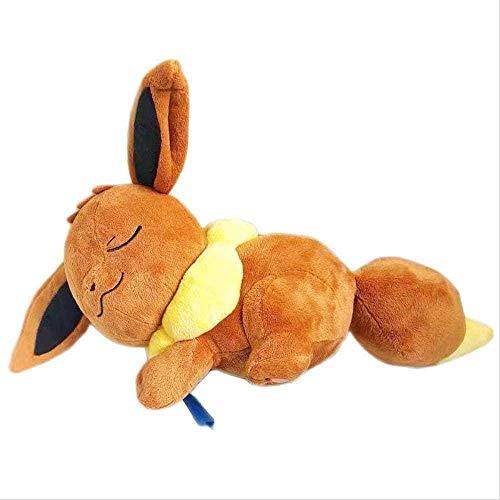Ddlnbd Leuke cartoon slapen, pluche pop speelgoed, animatiezakken, pluche speelgoed meisje kinderen verjaardagscadeau