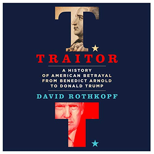 Traitor cover art
