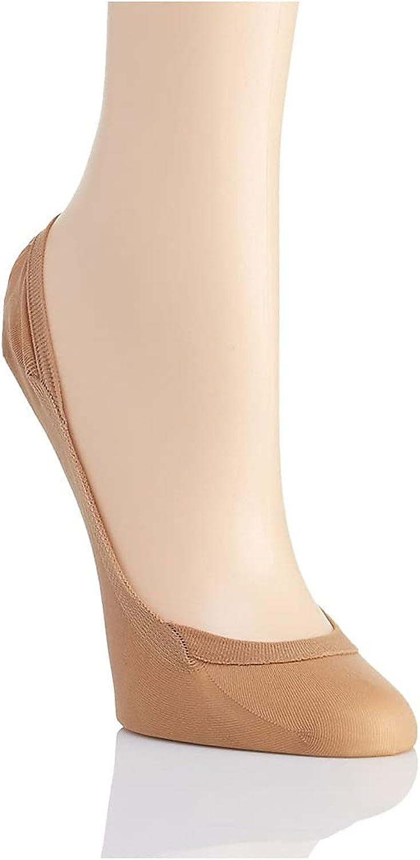 Falke Women's Invisible Elegant Step Sock 44015 XL Powder