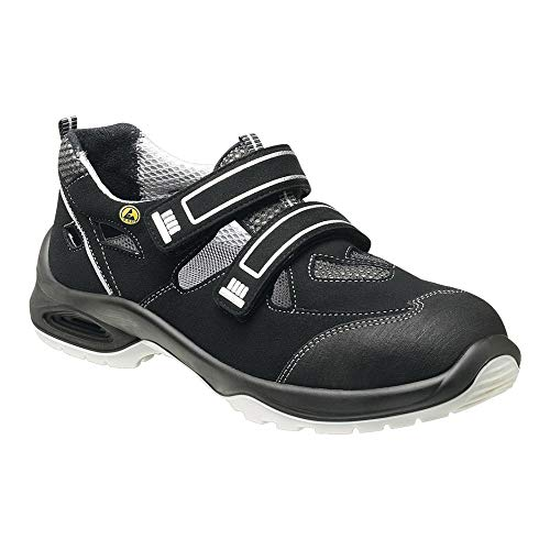 Steitz Secura 770774 VD 2000 ESD S1 Sandale, Schwarz, NB Weite, 42 Größe