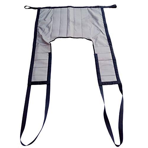 Cushion Eslinga En U Acolchada para Ayuda Al Paciente, Eslinga Universal para Elevación De Pacientes, Eslinga Universal para Inodoro Elevador De Pacientes