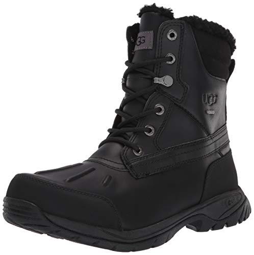 UGG Herren Felton Fashion Boot, Black, 40 EU