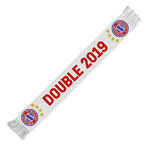 FC Bayern München Schal Double 2019