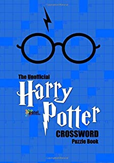 The Unofficial Harry Potter Crossword Book: 30 Crossword Puzzles Based on the Harry Potter Books by J.K. Rowling (Harry Potter Puzzle Books)
