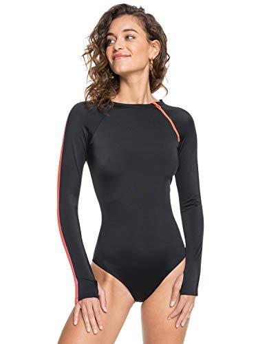 Roxy Fitness - Long Sleeve UPF 50 One-Piece Swimsuit for Women - W