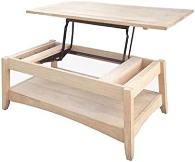 Surprising Amazon Com American Heartland Poplar Coffee Table Beatyapartments Chair Design Images Beatyapartmentscom