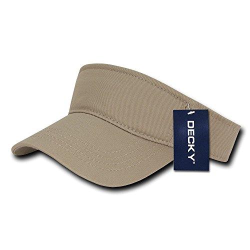 DECKY Sports Visor, Khaki