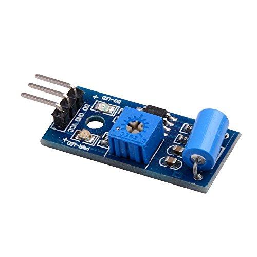 DollaTek SW-420 Módulo Sensor de Movimiento para Arduino EK125