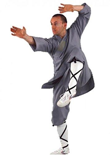 KWON Shaolin Anzug, Grau Kwon XL