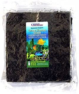 Seaweed Green Marine Algae Sheets - 50 Sheets - 150G Bag by Ocean Nutrition