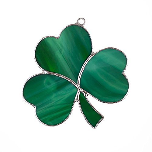 Switchables Glass Cover: Shamrock