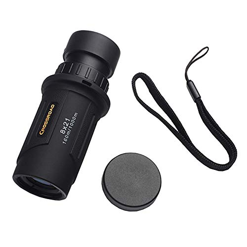 Best Prices! Mini monocular 8X Optical HD Telescope, BAK4 Prism Adjustable Pocket Telescope, Durable...