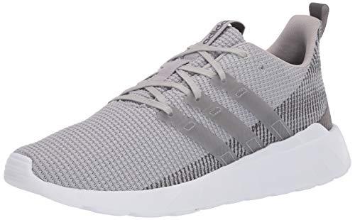 adidas mens Questar Flow Sneaker Running Shoe, Grey/Grey/Grey, 6.5 US