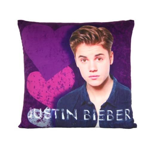 Justin Bieber Zebra  Pillow with Filling Super Soft