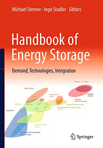 Handbook of Energy Storage: Demand, Technologies, Integration