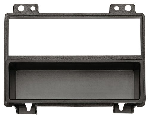 Phonocar 3/275 Cache autoradio Double ISO/DIN pour Ford Fiesta/Fusion/Transit Noir