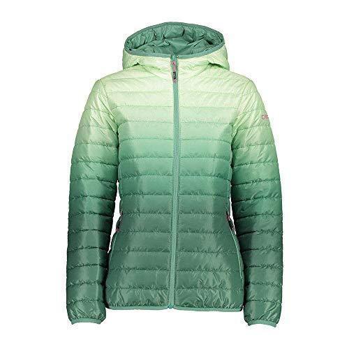 Cmp Woman Jacket Fix Hood XXXL