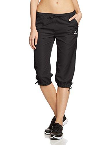 erima 3/4 - Pantalones de Netball, Color Negro, Talla 44;44 [DE 42]