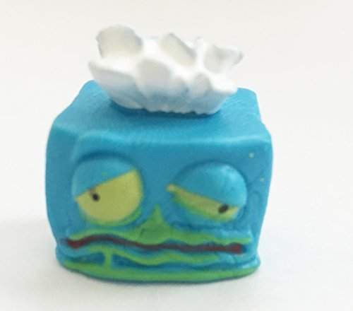 The Grossery Gang Season 1 #1-080 Snot Good Tissues Rare by Moose Toys by Grossery Gang