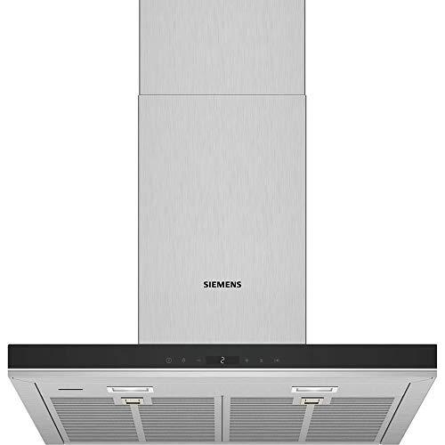 Siemens LC68BUR50 Wandhaube Edelstahl Dunst Abzugshaube Abluft Umluft B: 60 cm