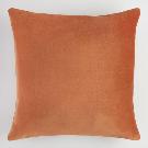 Copper Velvet Throw Pillow | World Market
