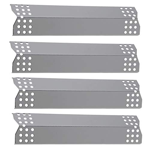 Fantastic Wondjiont 4 Pack Stainless Steel Heat Plate Flavorizer Bar Replacement For Grill Master 720 0697 720 0737 And Uberhaus 780 0003 Gas Grill Models Gamerscity Chair Design For Home Gamerscityorg