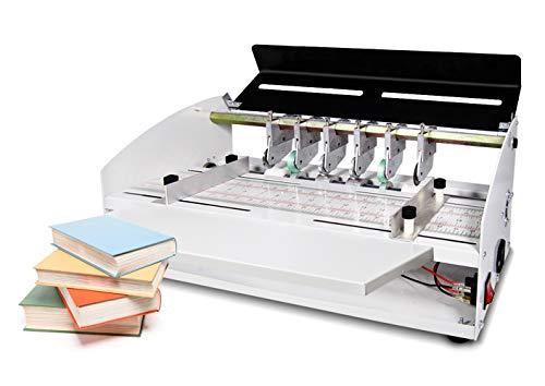 自動紙折り機 紙サイズ:460mm オフィス機器 卓上紙折り紙/名刺/写真/ハガキ/招待状 調節可能 事務/業務/広告/学校/企業/銀行/家用オフィス用