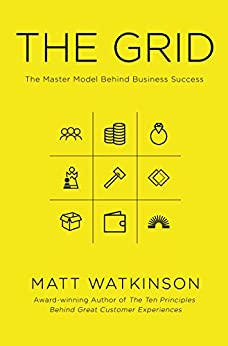 [Matt Watkinson]のThe Grid: The Decision-making Tool for Every Business (Including Yours) (English Edition)