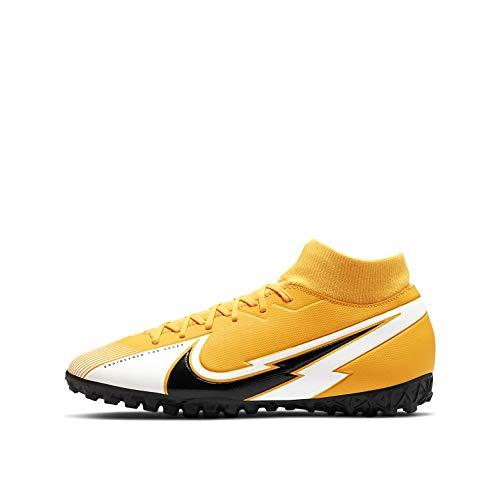 Nike Mercurial Superfly 7 Academy TF AT7978-801 - Botas de fútbol para hombre, color amarillo