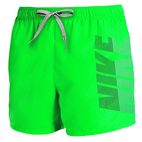 Nike 12,7 cm Volley-Shorts für Herren, Herren, Schwimm-Slips, NESSA571-370, grün (Green Strike), M