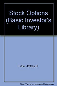 Stock Options 1555466281 Book Cover