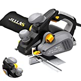 Best Planers - JELLAS Planer, 16,500rpm Electric Planer with 82mm Width Review