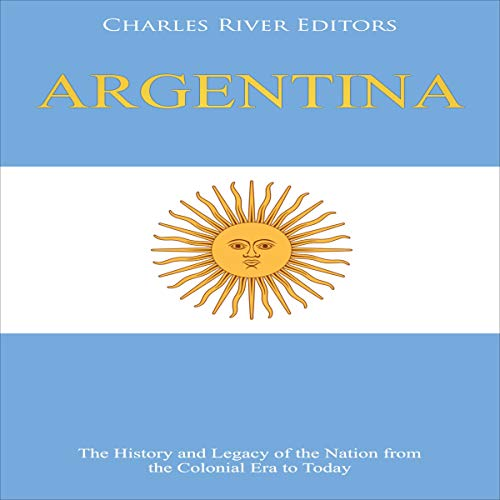 Argentina  By  cover art