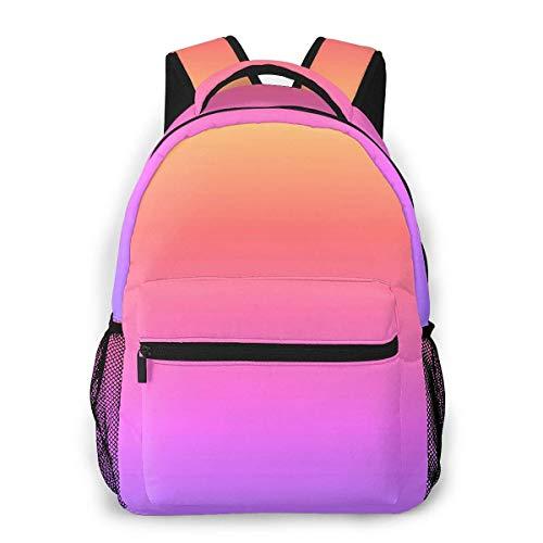 Reise Laptop Rucksack Ihre eigene Postkarte Männer und Frauen Casual Style Leinwand Rucksack Schultasche,