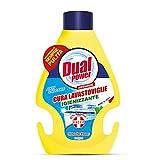 Dual Power Cuidado de lavavajillas – Desinfectante antical, acción desengrasante e higienizante – 250 ml