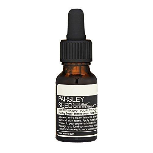 Aesop Parsley Seed Anti-Oxidant Facial Treament, 15 ml