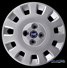 Lupex Shop 17239-01 Housses de si/ège Deux-color/és pour Fiat Grande Punto 5 Portes Noir Bleu