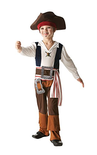 Rubie`s - Costume Bambini Jack Sparrow (884.669-L)