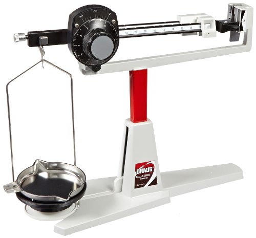 Ohaus 310-00 Dial-O-Gram OveRH/ead Mechanical Balance, 310g x 0.01g