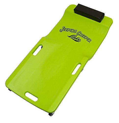 Lisle 99102 Green Neon Low Profile Plastic Creeper
