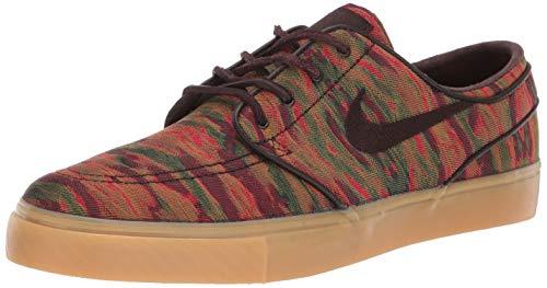 Nike SB Zoom Stefan Janoski Cnvs Prm Scarpa Multi Color Velvet Brown